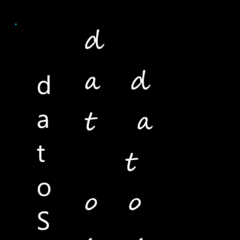 llueven datos